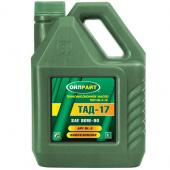Масло GL-5 Oil Right ТАД-17, 3л
